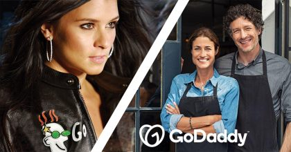 GoDaddy Brand Transformation