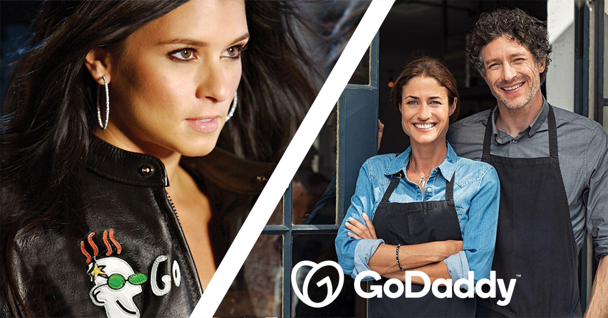 GoDaddy Brand Transformation