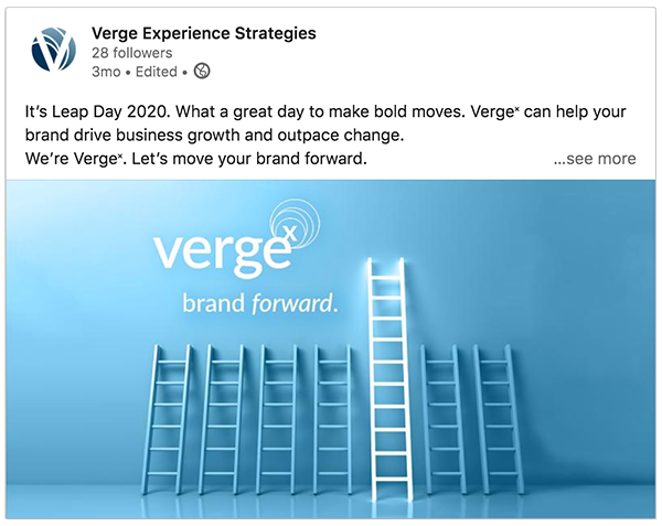 VergeX Leap Day Launch Promotion